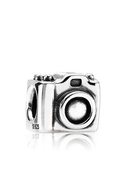 Camera Pandora charm. Its natural for me to snap 200 photos in a day:) when its