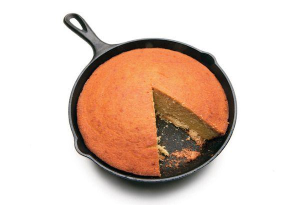 Crackling Corn Bread | Recipes | Pinterest