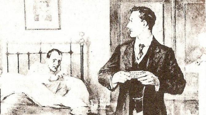An On-Screen History of Sherlock Season 4 Villain Culverton Smith | Den of Geek