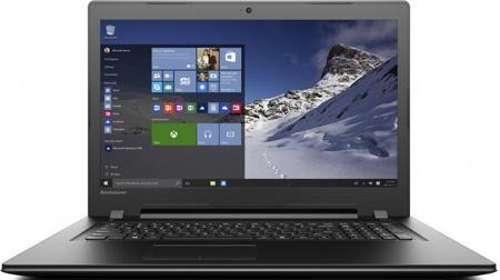"Ноутбук Lenovo IdeaPad B7180 Intel Pentium-4405U/4GB/500Gb/17.3"" 1600x900/ Intel HD Graphics 510/DVD±RW/DOS/black  — 24590 руб. —"