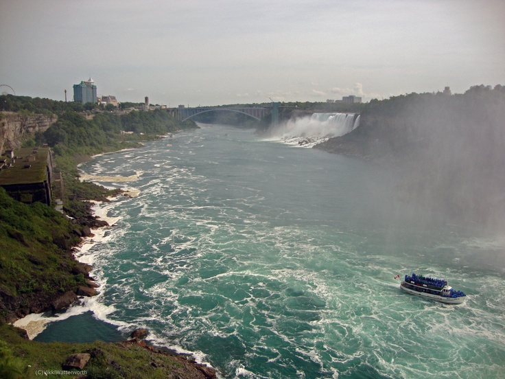 Niagara Falls, Canada (Photo by Vikki Watterworth)