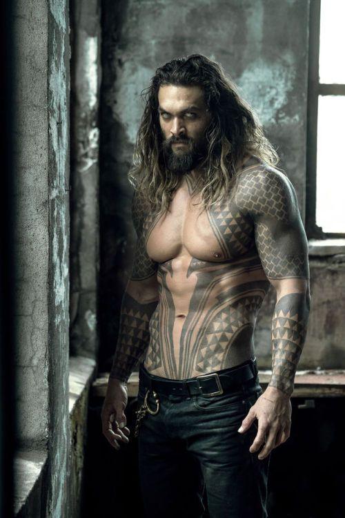 Tatuagem Do Ator De Aquaman