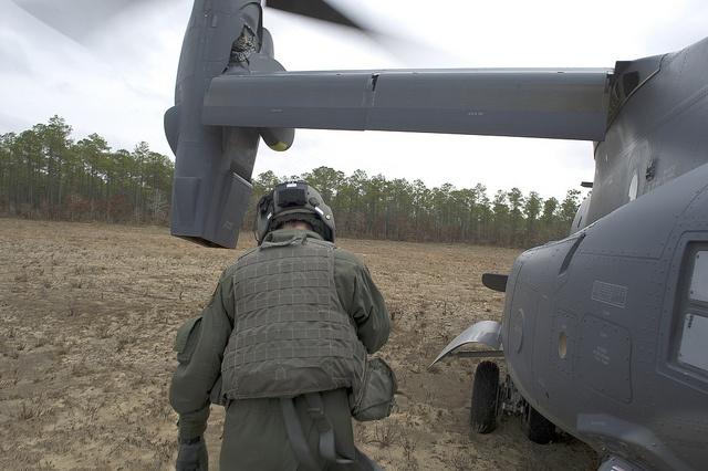 CV22 Osprey Military helicopter, Gunship, Osprey