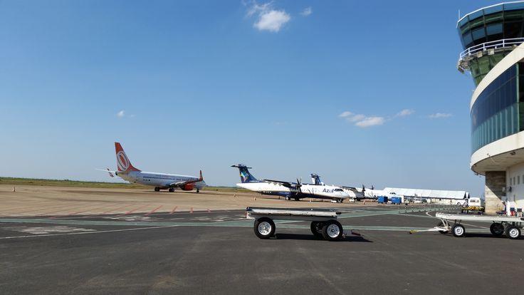 Maringá-PR - Brasil - Aeroporto Regional