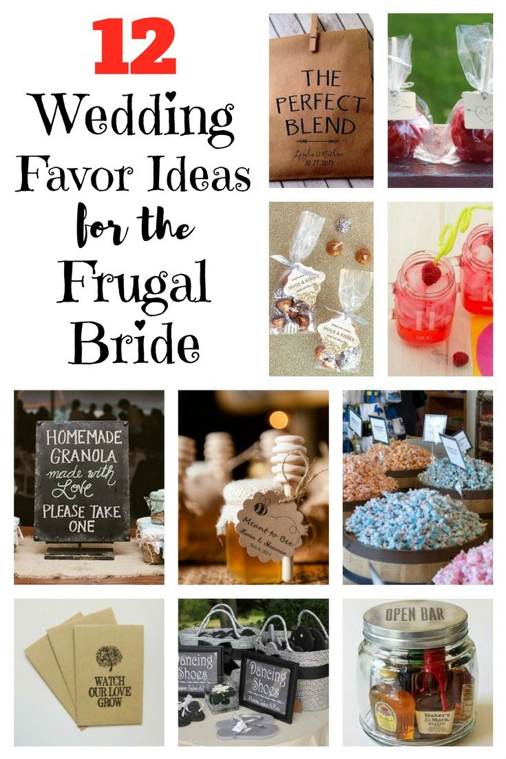 1000+ ideas about Inexpensive Wedding Favors on Pinterest Wedding ...