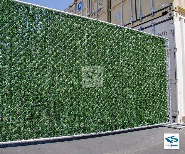 Stunning Fence Windscreens Privacy Screens For Chain Link Fences