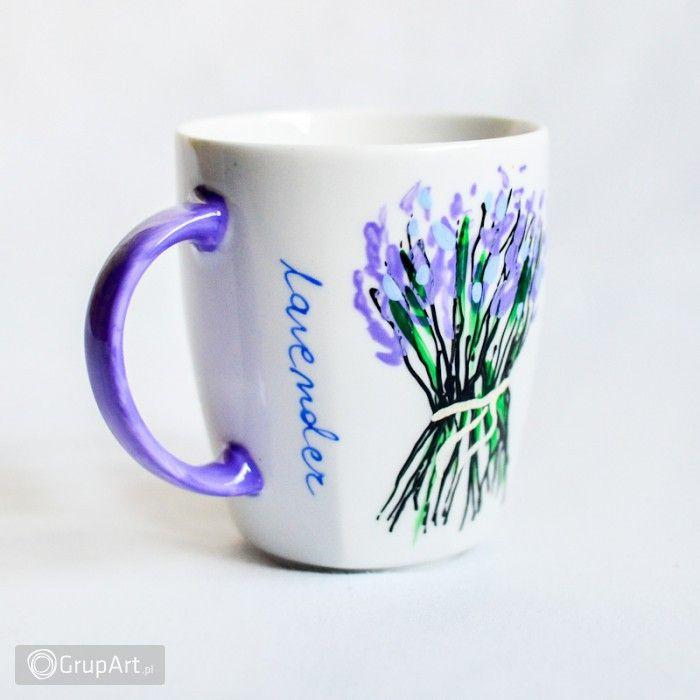 Grupart.pl - Kubek Lavender - Wnętrze - Ceramika