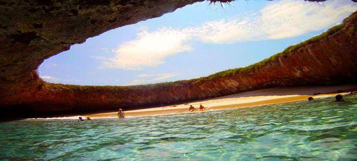 Islas Marietas  - paraíso de Nayarit - San Pancho Mexico