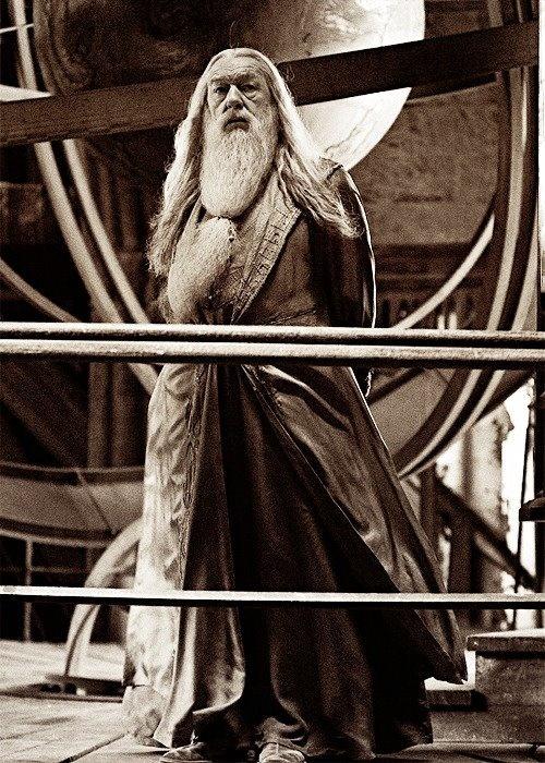 Albus Dumbledore.