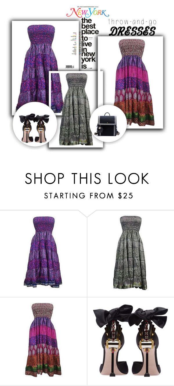 Boho Silk Patchwork Dresses by baydeals on Polyvore featuring Miu Miu  http://stores.ebay.com/mogulgallery/WOMENS-DRESSES-/_i.html?_fsub=12&_sid=3781319&_trksid=p4634.c0.m322