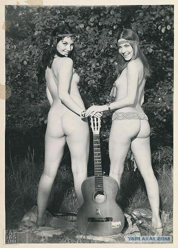 Психоделические 60-е: Вудсток 1969 год