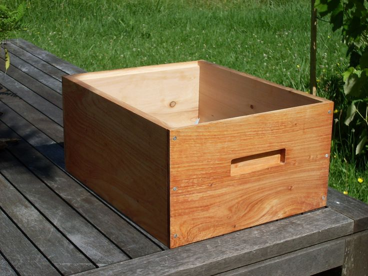 How to make a beehive box a step by step guide wooden