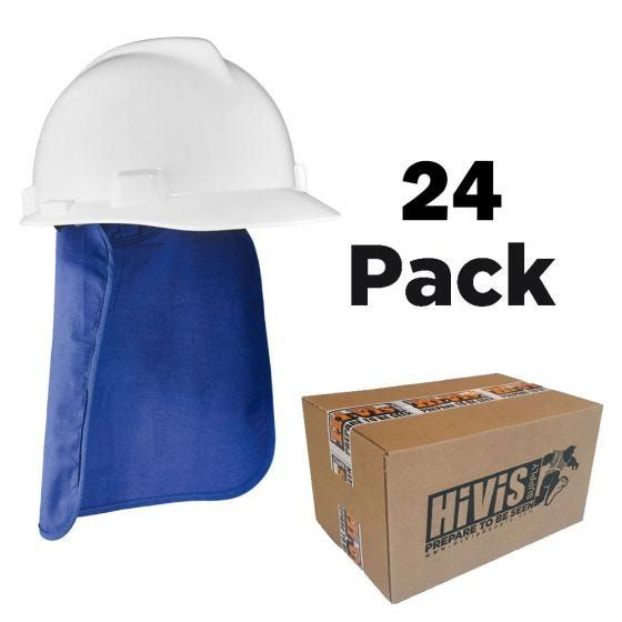 Ergodyne Chill Its 6717 Evaporative Cooling Hard Hat Pad W Neck