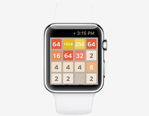 2048 Would Make a Great Apple Watch Game