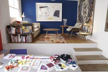 30 id es peinture salon aux couleurs tendance salons for Quelle couleur va avec le bleu turquoise