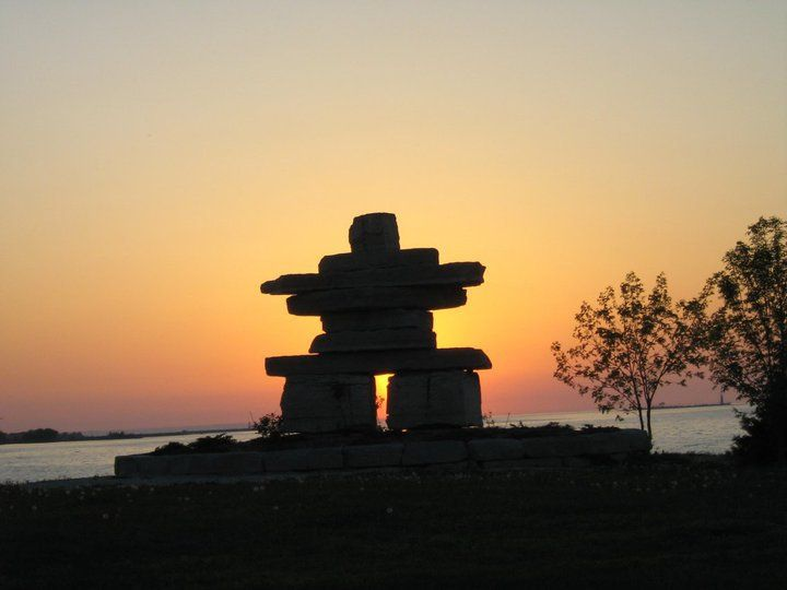 Sunset Point, Georgian Bay, Collingwood