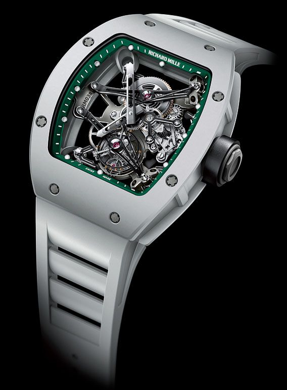 "Montre Richard Mille RM 038 Bubba Watson ""Victory Watch"" - Richard Mille soutient la ""Bubba Watson Charity""."