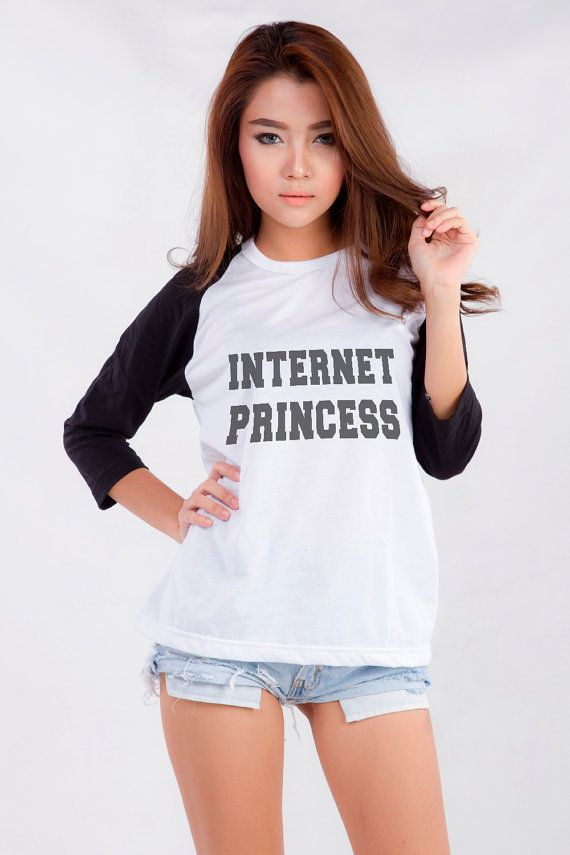 Internet Princess tshirt sweatshirt womens girls teens unisex grunge tumblr blogger instagram Swag dope hipster gifts merch
