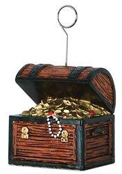 Treasure Chest Photo/Balloon Holder