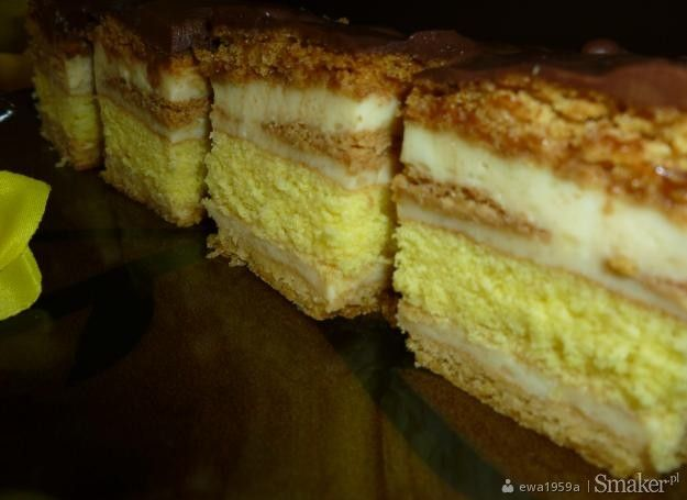 Krolewicz - pyszne ciasto z miodem