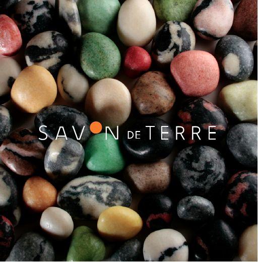 Savon de Terre stone soaps