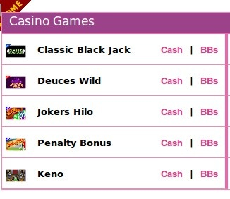 Check out the casino games which exclusively can be played at bingo anywhere to have the real fun in winning money