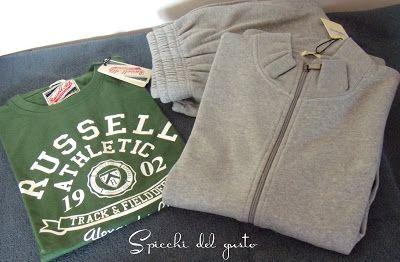 Spicchi del gusto: Russell Athletic moda e confort tutto insieme