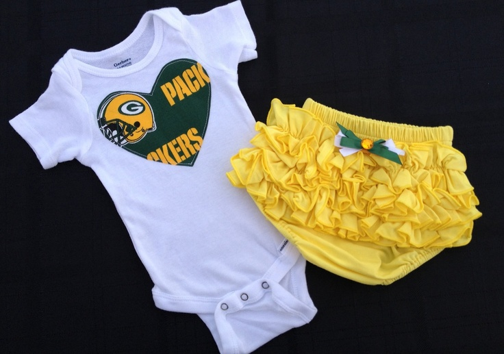 Green Bay Baby Clothes