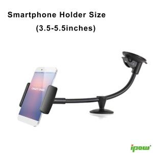 IPOW Car Mount   Top 10 Best Car Phone Mounts in 2015 Reviews - buythebest10