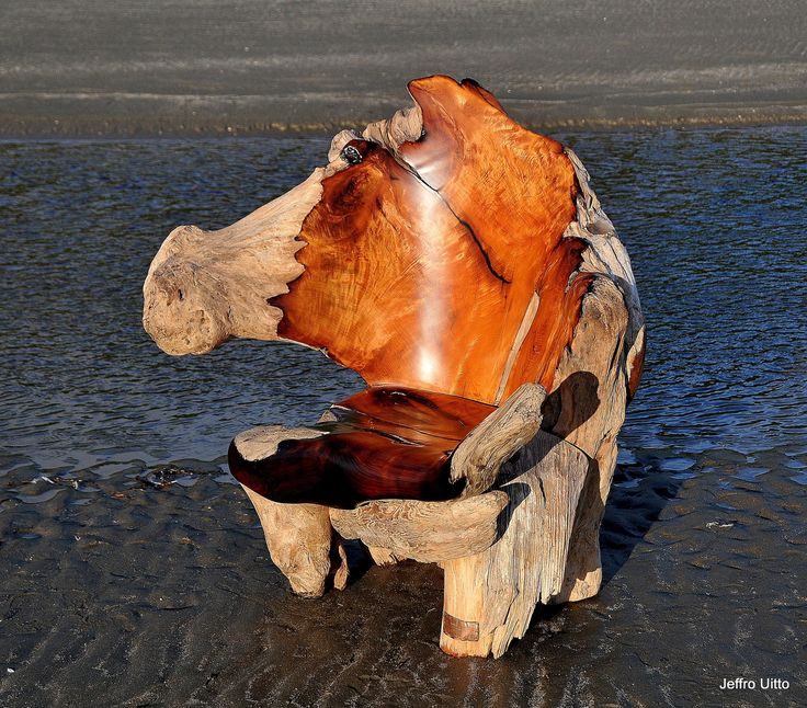 Epoxy Driftwood Table: Drifters... Bois Flotte