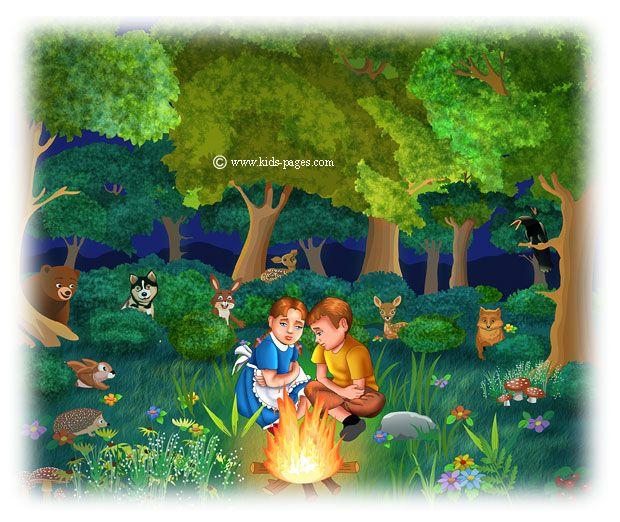 Hansel and Gretel 3