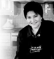 Hire / Book Jenny Morris Celebrity Chef. Jenny Morris – AKA The Giggling Gourmet – is one of SA's most-loved food personalities she is an author, magazine writer, radio and TV presenter, celebrity chef, teacher, caterer and culinary tour guide who has had an ongoing love affair with food since...  For bookings and more info: http://eventsource.co.za/ads/book-hire-jenny-morris-celebrity-chef/