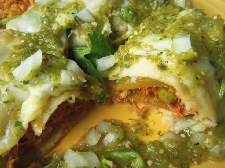 Chile Relleno Chicken Enchiladas http://sulia.com/my_thoughts/82067f78 ...