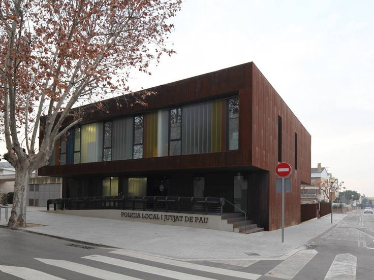 Gallery of Police Station in Barcelona / MIZIEN - 1