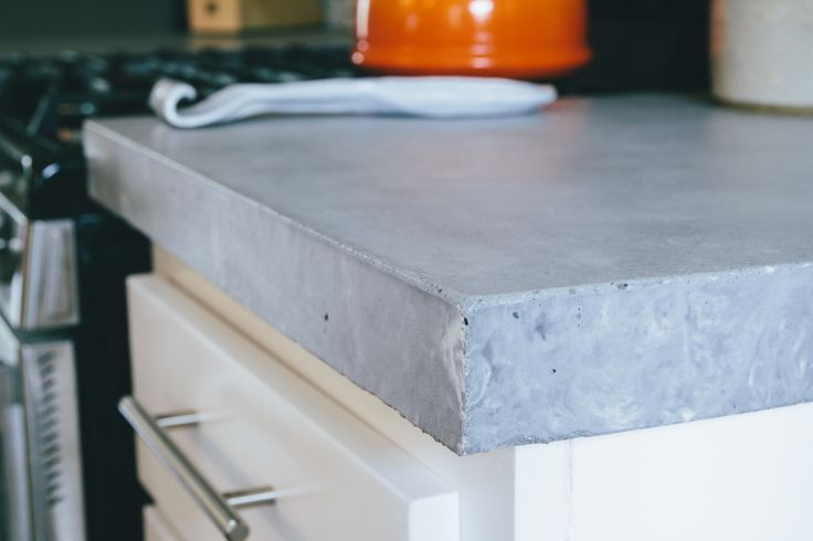 11 best interieur restyle my kitchen inspiration for How durable are concrete countertops