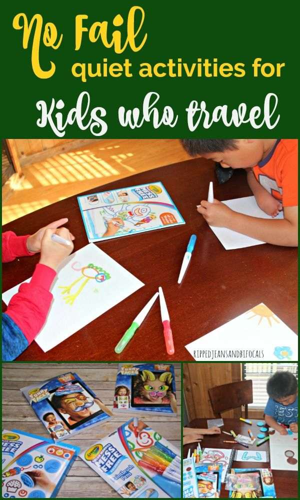 Awesome new Crayola products that are fun at home or on the road|Ripped Jeans and Bifocals  If you're traveling with kids, you need a quiet activities. Check out the latest Crayola has to offer. #Crayola #ColorWonder #ColorAlive
