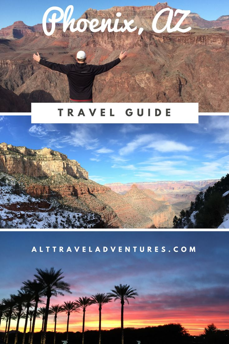 Visit Phoenix! Things to do and places to eat & drink. (Hiking included)