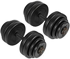 With the Best Adjustable Dumbbells Bodybuilding, there is no longer a need for excess equipment. Instead, the intensity of the workout can be customized, within a matter of seconds. You have one bar and a set of plates, instead of several different dumbbells sitting around waiting to be tripped over. Regardless of experience level, any user can effortlessly change the overall weight and find a workout that suits their specific needs.