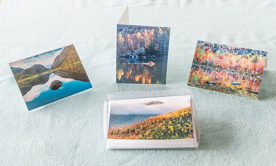 Adirondack Note Cards Unique birthday gift for by MHerwoodPhotos