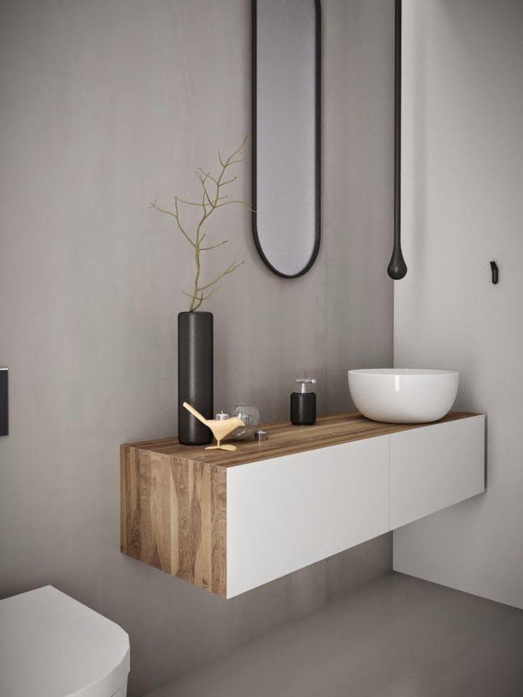 Best 12+ Small Bathroom Furniture Ideas