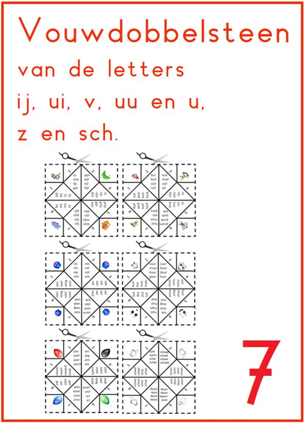 466 best images about groep 3 4 taal spelling on