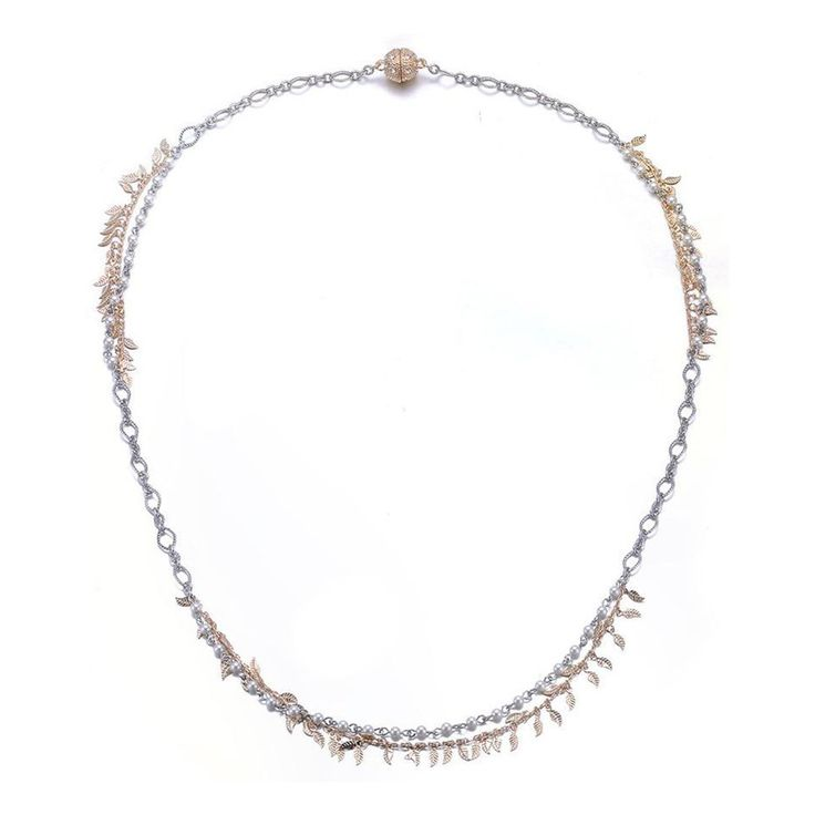 Cosmic Love: Long Single Strand Necklace by Amrita Sen & Jewels to Jet