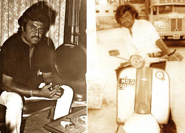 Superstar Rajinikanth