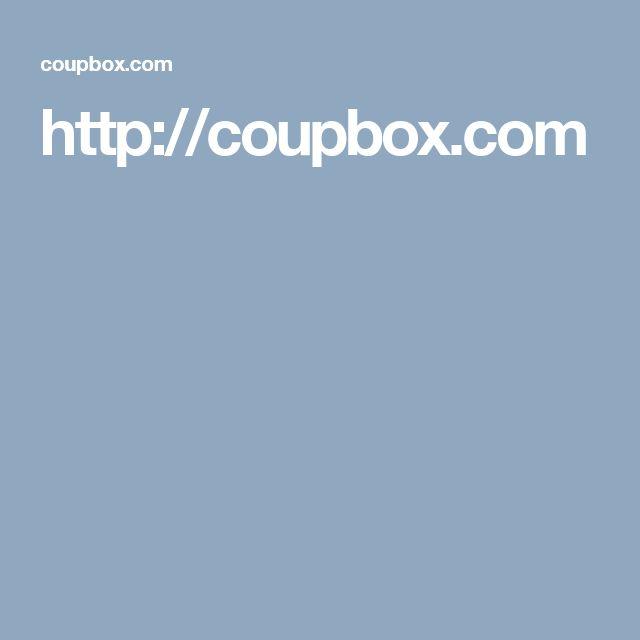 http://coupbox.com