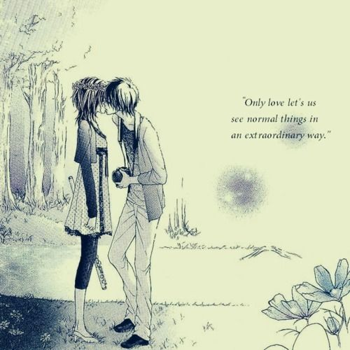 Cute anime quote♥ | Things i love | Pinterest