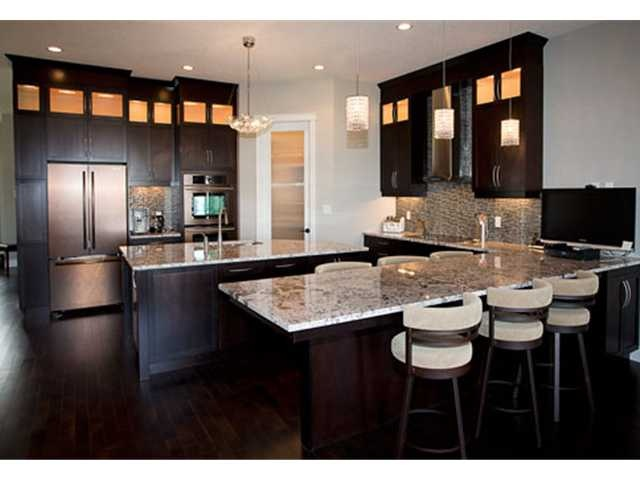 Two Kitchen Islands! One can used as table.  House for sale (Edmonton)  MLS# E3317178