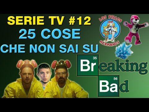Serie TV #12: 25 cose che (forse) non sai su Breaking Bad - YouTube