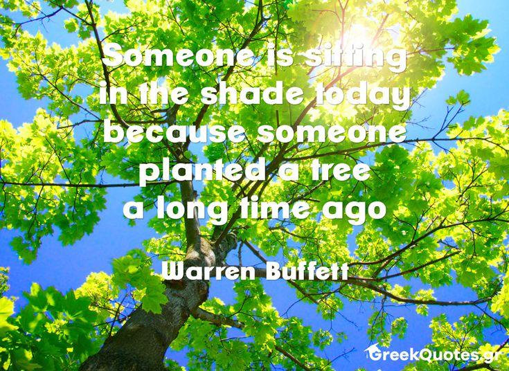 #Σοφά #λόγια του #Warren #Buffett στο #Greek #Quotes. Μοιραστείτε και σχολιάστε εικόνες με νόημα..