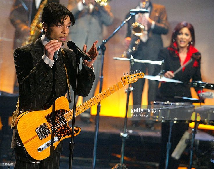 The Tonight Show with Jay Leno - Prince | Getty Images