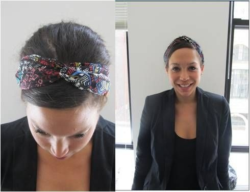 Turban & Hair Wrap How-To: Frizz-Free Humid Hairstyles in Under 5 Minutes